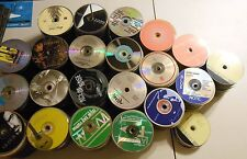 Huge lot of 100 Random CD's!!! Rock! Oldies! Country! Rap! Pop! Hip Hop!