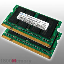 Apple Mac 6GB Memory 4GB + 2GB 800MHz DDR2 PC2-6400 RAM f MacBook iMac 2008 2009