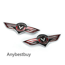 Fuel Gas Tank Emblem Badge Decal Sticker for Kawasaki Vulcan Classic Motorcycle