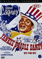 Yankee Doodle Dandy (1942) James Cagney DVD *NEW