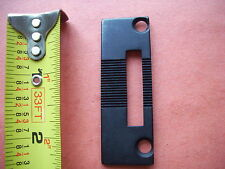 fits JUKI LU-562    LU-563  NEEDLE PLATE  PART  B-1109-053-000A