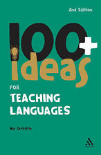 [ 100+ IDEAS FOR TEACHING LANGUAGES BY GRIFFITH, NIA](AUTHOR)PAPERBACK, Griffith