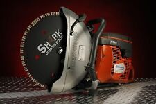 "NEW HUSQVARNA K760 + 1 14"" SHARK DIAMOND BLADE **FREE SHIPPING**"
