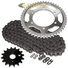 O-Ring Drive Chain & Sprocket Kit Fits KAWASAKI GPz550 KZ550D KZ550H KZ550C