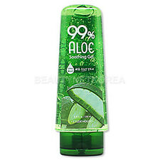 [ETUDE HOUSE] 99% Aloe Soothing Gel 250ml / 5 in 1 multi soothing gel