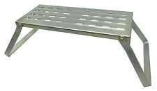FOLDING SINGLE CARAVAN STEP motorhome campervan LYC-003