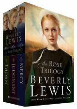 The Rose Trilogy Complete Series Beverly Lewis Thorn Mercy Judgement Paperback