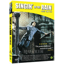 Singing Singin' in the Rain / 1952 / DVD - Gene Kelly (New *Sealed *All Region)