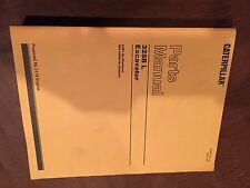 CAT CATERPILLAR 325B 325  L EXCAVATOR PARTS CATALOG MANUAL BOOK 2JR