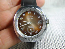 INUSUAL HALOON SUIZO CABALLERO 17 RUBIS 1968!!!!! FUNCIONA PERFECTO LOTE WATCHES