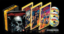 BRONX WARRIORS TRILOGY - DVD - REGION 2 UK