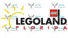 $54 OFF LEGOLAND FLORIDA TICKET ONLY $35.00 DISCOUNT PROMO OFFER