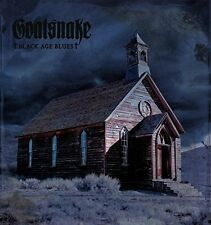 GOATSNAKE - BLACK AGE BLUES 2 VINYL LP NEU