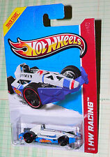 2013 Hot Wheels HW Racing Arrow Dynamic #110/250  Canada back