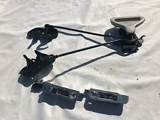 2003-09 VW BEETLE CONV.SOFT TOP BOW ROOF LOCKING ASSEMBLY MANUALLY OEM