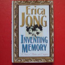 Inventing Memory : Mothers and Daughters by Erica Jong (1997, Hardcover- Signed)