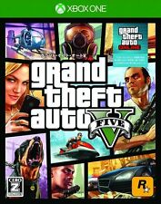 Grand Theft Auto V Bargain Edition Xbox One 4549576027715/TL9-00001 Video Game