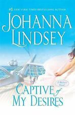 Captive of My Desires by Johanna Lindsey HARDCOVER Malory-Anderson 8