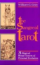 The Sangreal Tarot: A Magical Ritual System of Personal Evolution, Gray, William