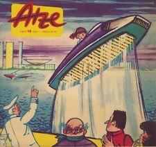 Atze   Kinderzeitschrift DDR   Heft 10 1961
