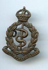 Royal Army Medical Corps Cap  Badge