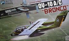 1/32 North American Rockwell OV-10A/C Bronco Model Kit by Kitty Hawk Models