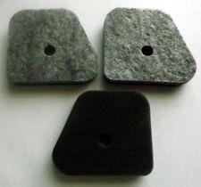 3 x Air filters for  Stihl   FS90 FS100 FS110 FS130  HT101 HT130 HL100 KM100 +++