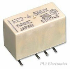 KEMET   EE2-12TNUH-L   RELAY, DPCO, 2A, 12V, SMD, LATCHING