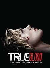 True Blood: The Complete Seventh Season 7th DVD, 2014, 4-Disc Set) Free Shipping