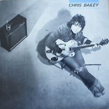 CHRIS BAILEY~WHAT WE DID ON OUR HOLIDAYS~LP~1984~PUNK ROCK~RARE ORIGINAL