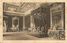 Tarjeta Postal BELLEZAS Y ENCANTOS DE ARANJUEZ. Palacio Real. Sala del Trono.