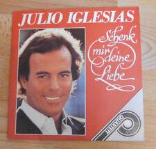 DDR   Vinyl Amiga Quartett  +  Julio Iglesias  + Schallplatte single  +  ansehen
