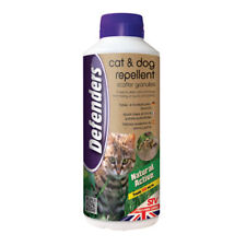 DEFENDERS CAT & DOG REPELLENT SCATTER GRANULES DETERS FROM FOULING 450G STV616
