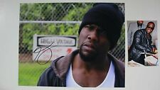KEVIN HART SIGNED ( LARGE - 11 X 14 INCH ) PHOTO