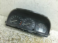 JDM HONDA CIVIC EF9 CR-X EF8 SIR VTEC 5 SPEED GAUGE CLUSTER OEM
