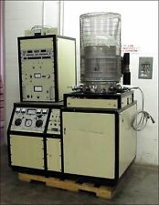 ION EQUIPMENT CORP ION PUMP DEPOSITION SYSTEM/HIGH VACUUM CHAMBER