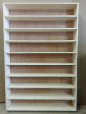 1:24 & 1:25 Diecast and model cars display case shelf. Please read options..