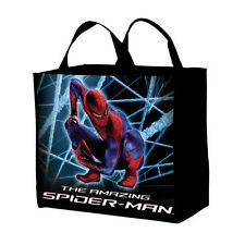"NEW Boy's Movie Costume Accessory ""The Amazing Spiderman"" Lic. Pellon Treat Bag"