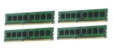 NEW! 16GB (4x4GB) Memory PC3-10600 ECC Unbuffered HP Compaq Workstation Z600