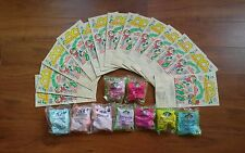 McDonald's Happy Meal Toys, Bags - Cabbage Patch Kids - 1992, 1994