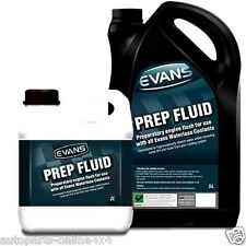 Evans Waterless Coolant Prep Fluid Engine Flush For All Cars - 7Litres - RE4754