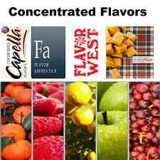 10 PACK DIY Concentrated Flavor 10ml DIY Liquid Flavoring Pick Your Flavors