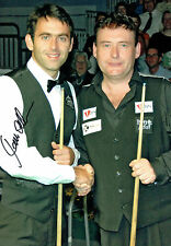 Ronnie O'SULLIVAN Signed Autograph MASSIVE 18x12 RARE Snooker Photo AFTAL COA