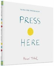 Press Here by Tullet, Herve