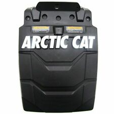 New Black Arctic Cat Snowmobile Snowflap Mudflap See Listing 4 Fit 5606-525