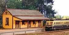 Ho scale building VR station kit Bullarto
