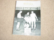 THE HISTORY OF THE 49 FINALS-FOOTBALL BOOKLET-'IN THE EUROPEAN CHAMPION CLUBSCU