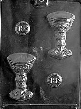 HOST CHALICE MOLDS soap chocolate communion confirmation baptism christening