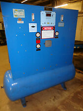 Lot of 2 Thermco Gas Mixers Model 9915 10% Helium in Nitrogen 150-190 PSIG