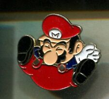 RARE PINS PIN'S .. JEU VIDEO GAMES BD COMICS NINTENDO MARIO BROS BOND N°3 ~CW
